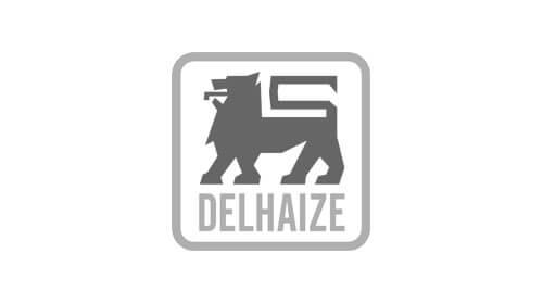Desmedt Labels client logo delhaize