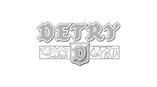 Desmedt Labels client logo detry